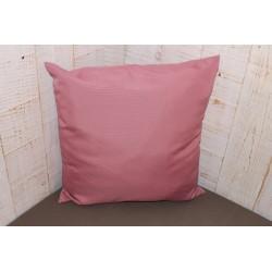 Kissen 50/50, rosa