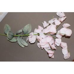 Kunstblume, rosa, viele Blüten